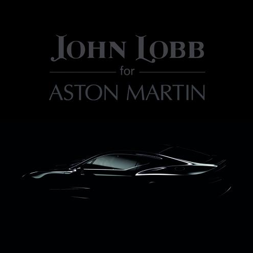 John Lobb pour Aston Martin, rencontre au sommet du design