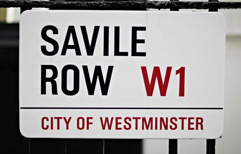Save Savile Row from Abercrombie & Fitch !