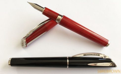 visconti-pininfarina-regular-fountain-pen-rollerball-review-11-1024x631