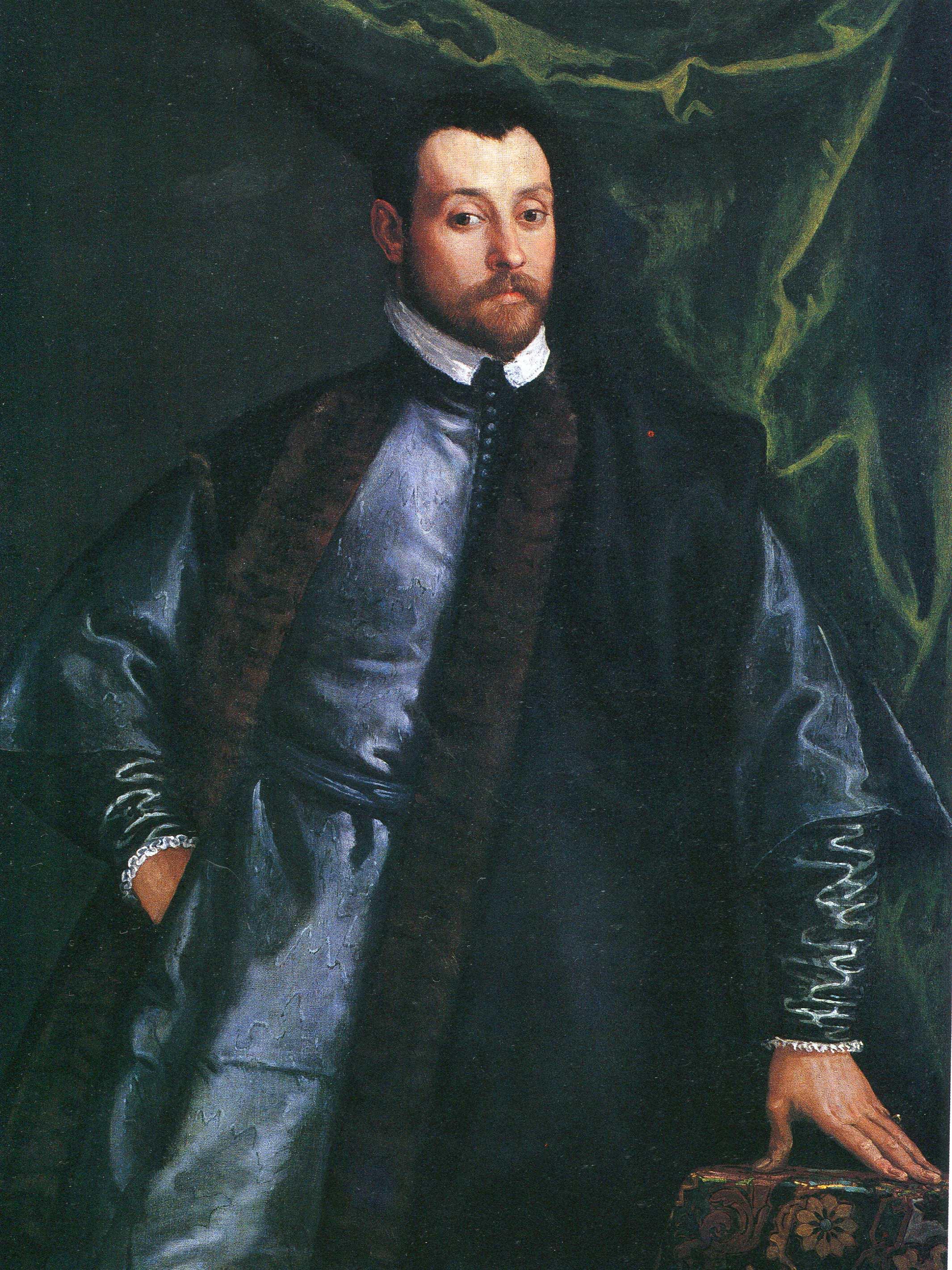 Portrait d'Homme de Véronèse
