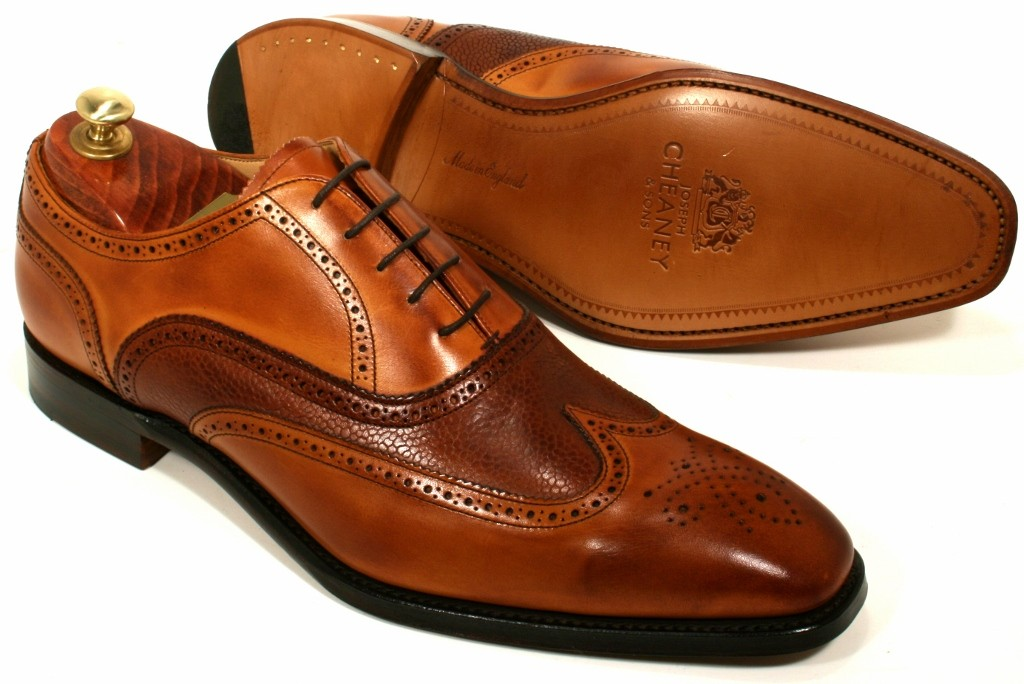 Cheaney - Selection PG English