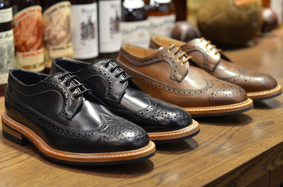 Tricker's - Selection PG English