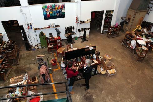 Atelier Bestetti à Vigevano