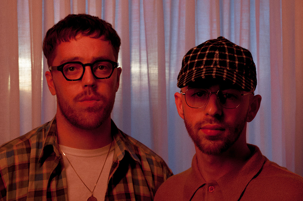 Meet Big Words, the Melbourne pair earning big love for their woozy hip hop charmers