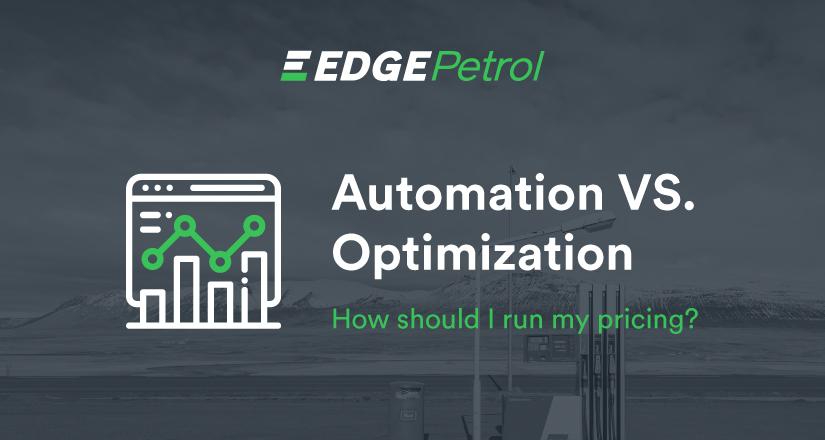 Automation vs Optimization