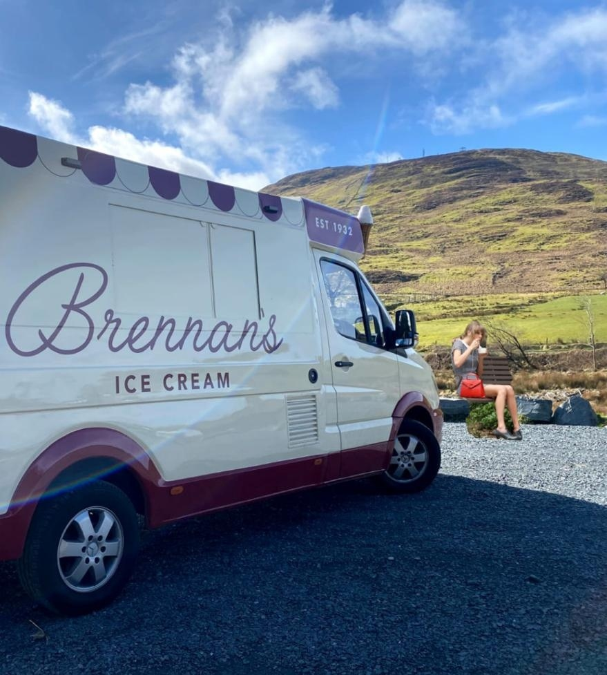 How Brennans unique ice cream offering has enhanced their business