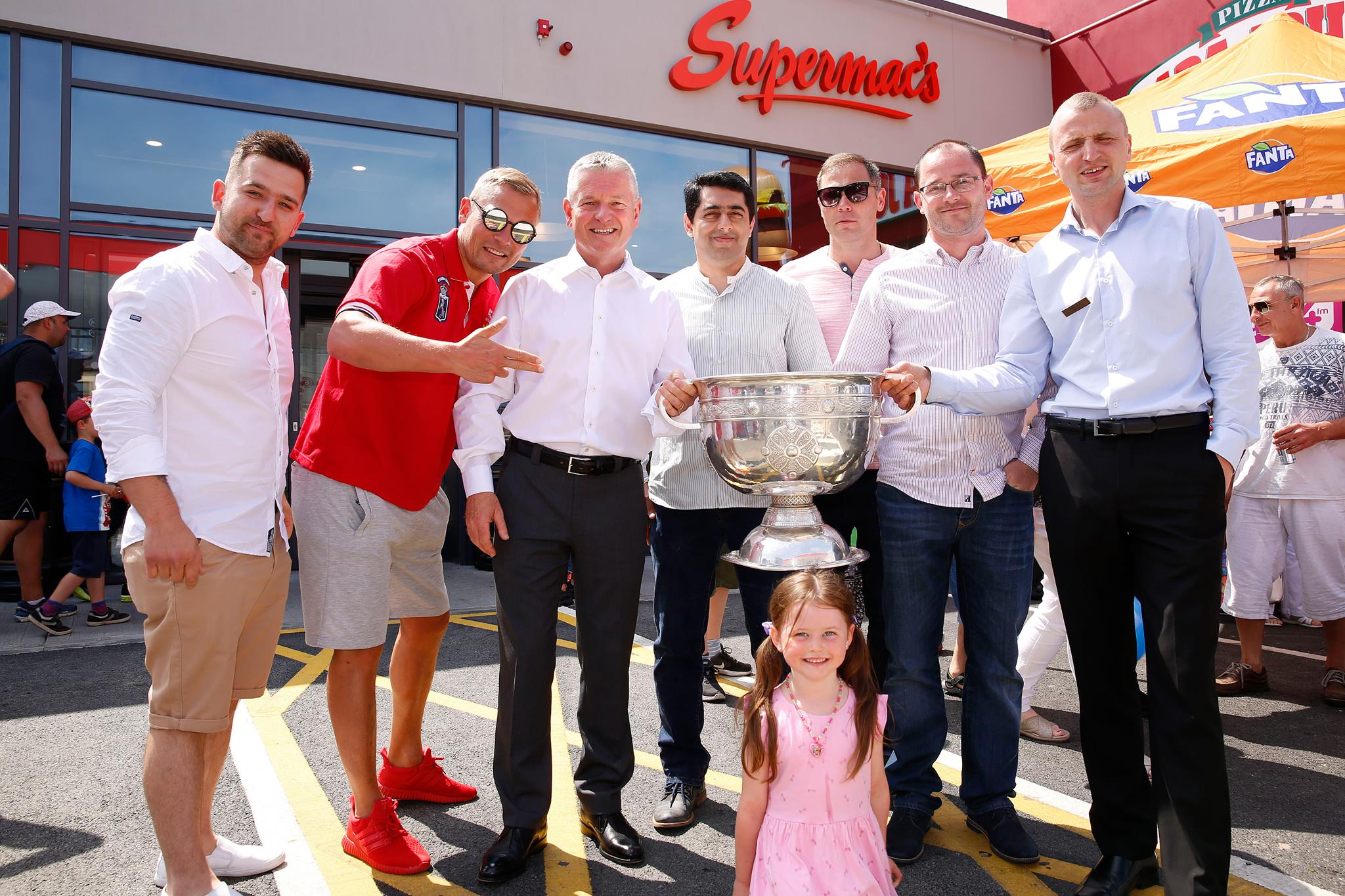Pelco and Supermac's embrace fuel pricing software