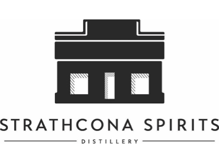 Strathcona spirits logo