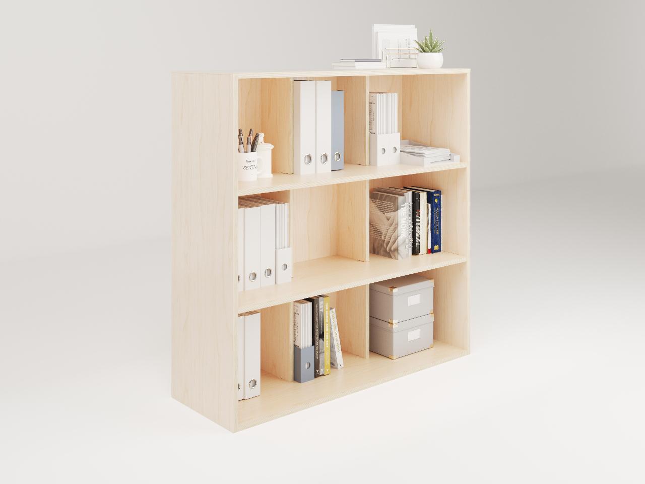 Le Bookshelf