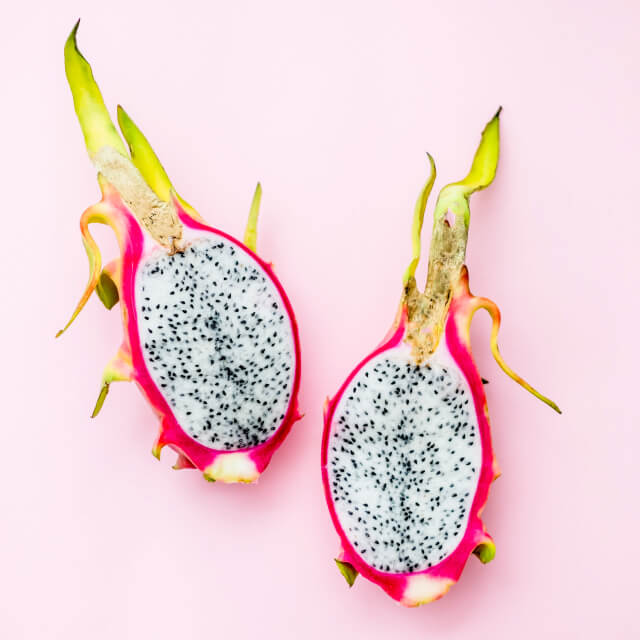 Pitaya ovoce - Instagram thumbnail