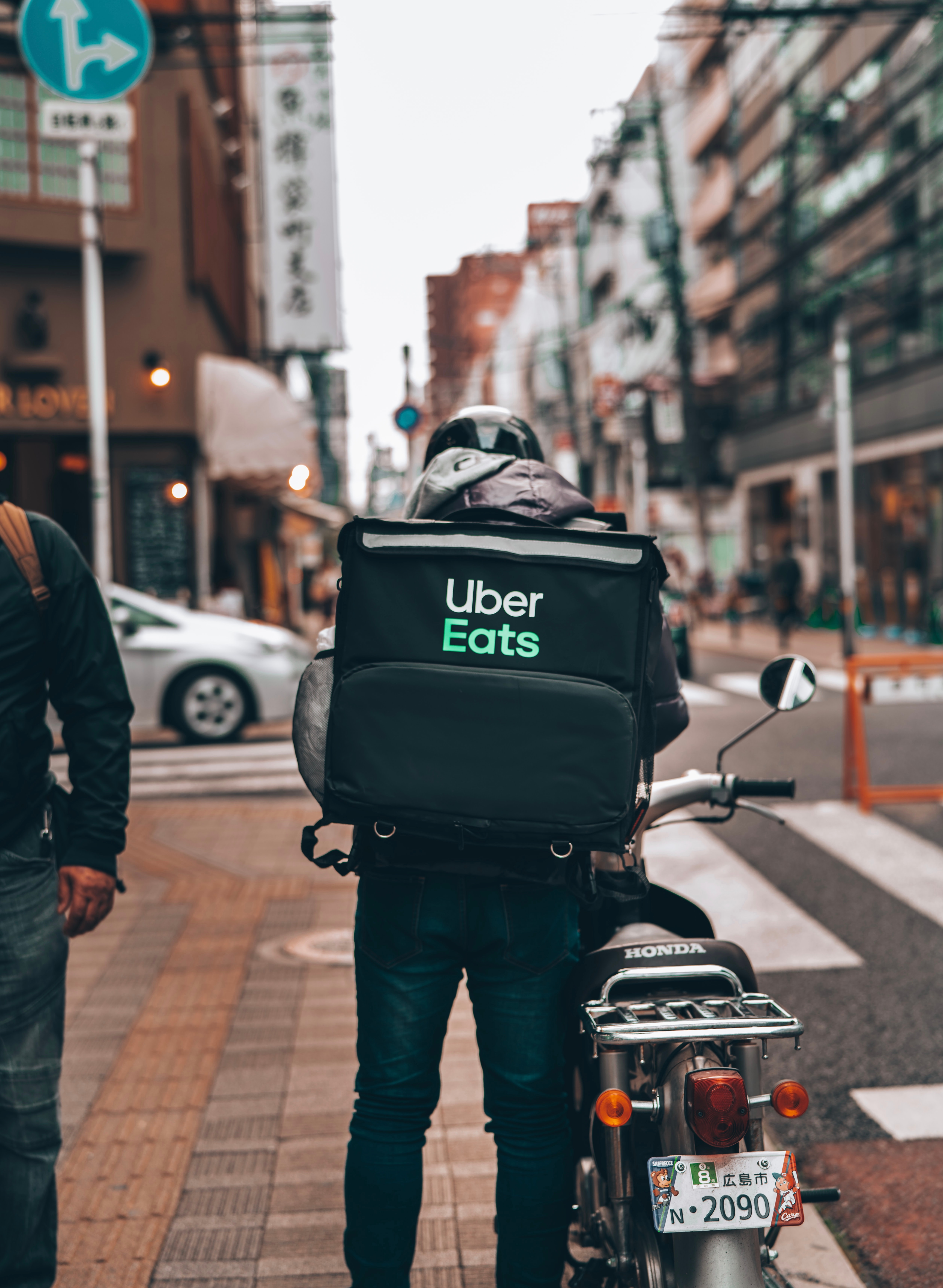 how to sign up for uber eats