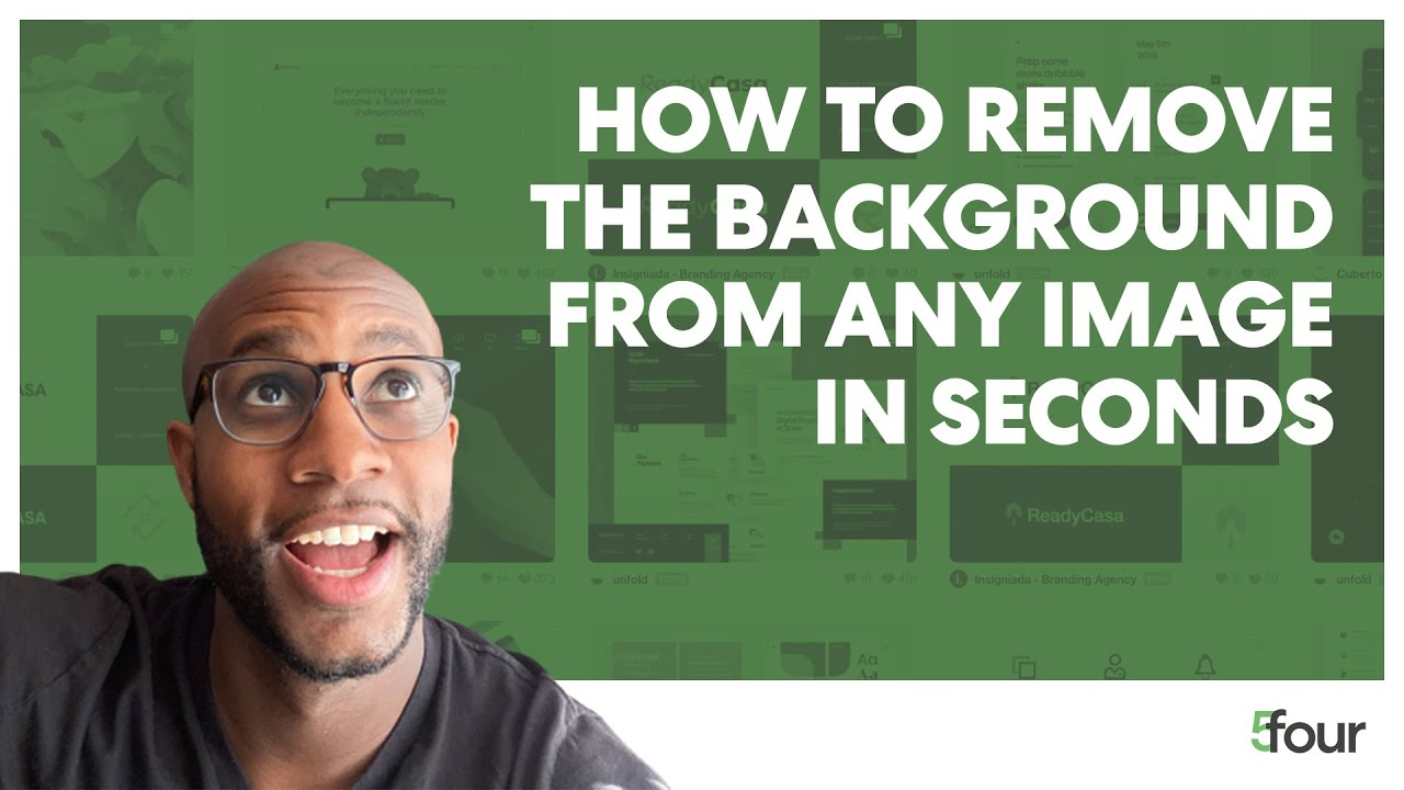 How to Remove the Background from ANY Image in Under 10 Seconds