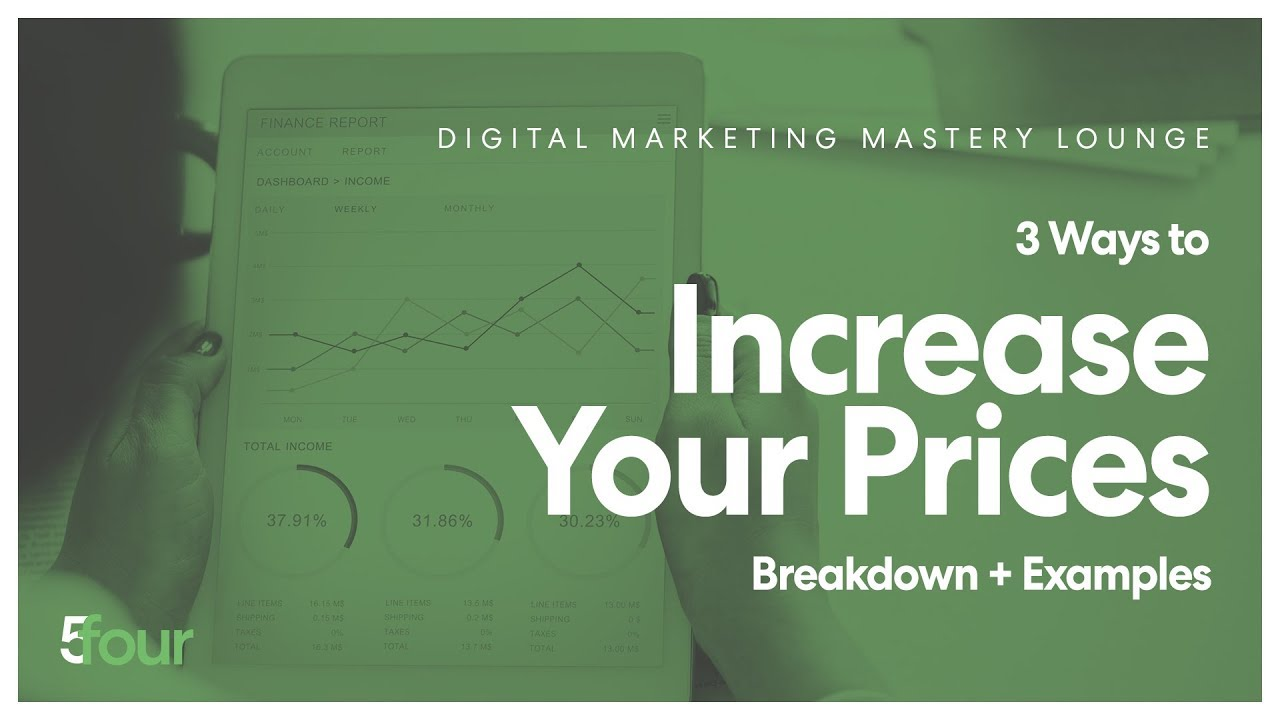 3 Ways to increase Your Digital Marketing Service Prices
