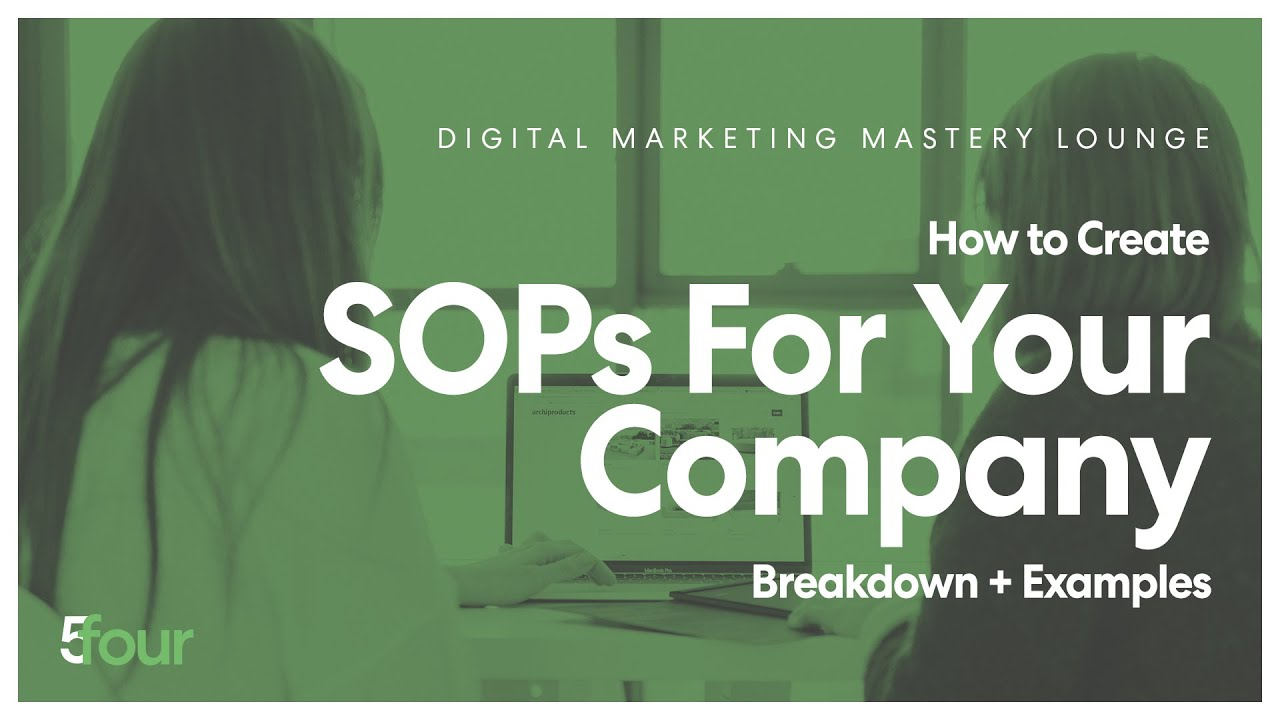 How to Create Standard Operating Procedures (SOPs) for Your Company