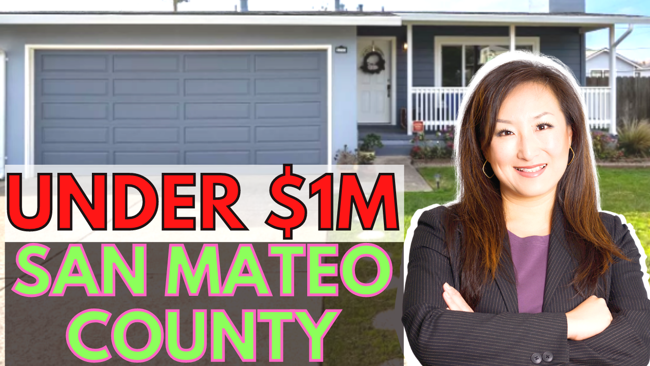 San Mateo County Homes for Sale: What can I buy for $1M?