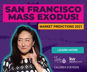 San Francisco Mass Exodus - 2021 market predictions