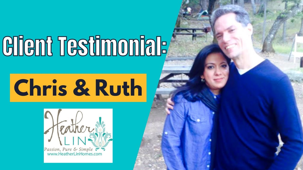 Client Testimonial - Chris & Ruth Proud SF Bay Area Home Owners