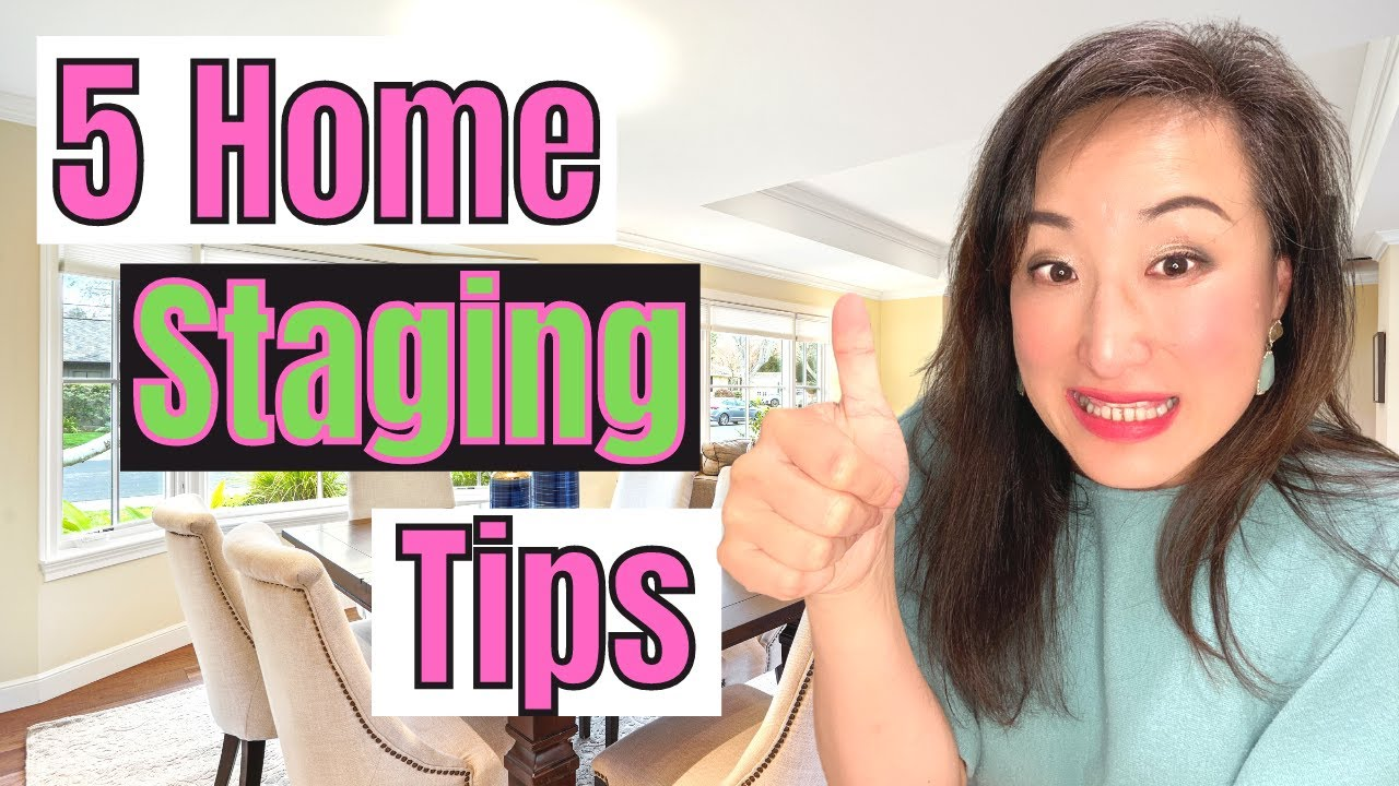 Top 5 Home Staging Tips for a Quick Sale