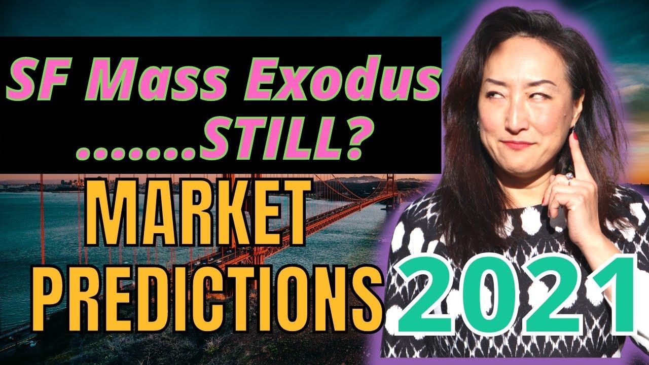 San Francisco Bay Area Exodus - Update 2021 Bay Area Housing Market Prediction