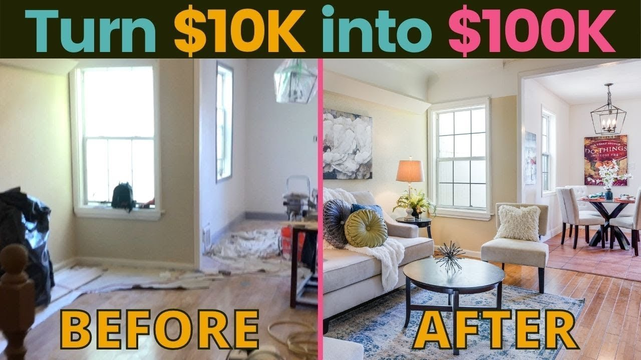 Home Improvements That ADD Value: Before & After San Francisco, California Home Tour
