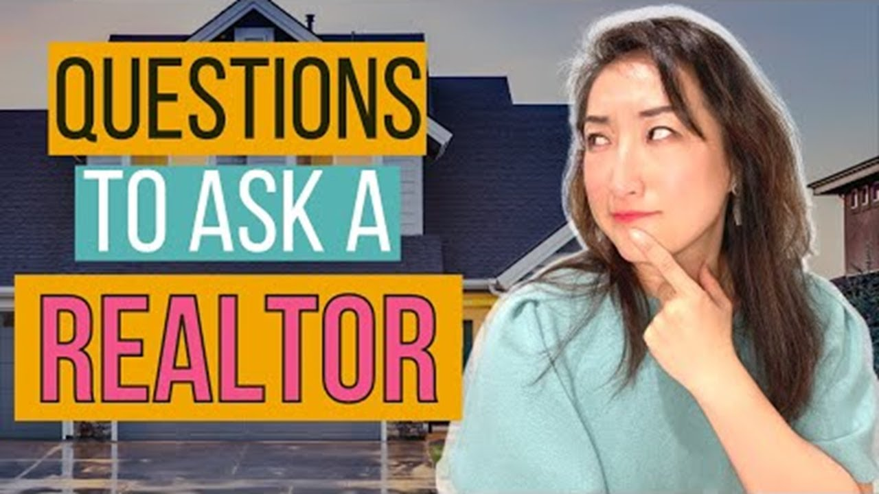 7 Questions to Ask a Listing Agent: Don't interview without these!