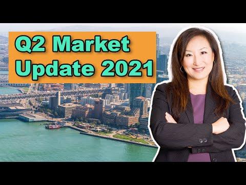 San Francisco Bay Area Real Estate Market Update for Summer 2021