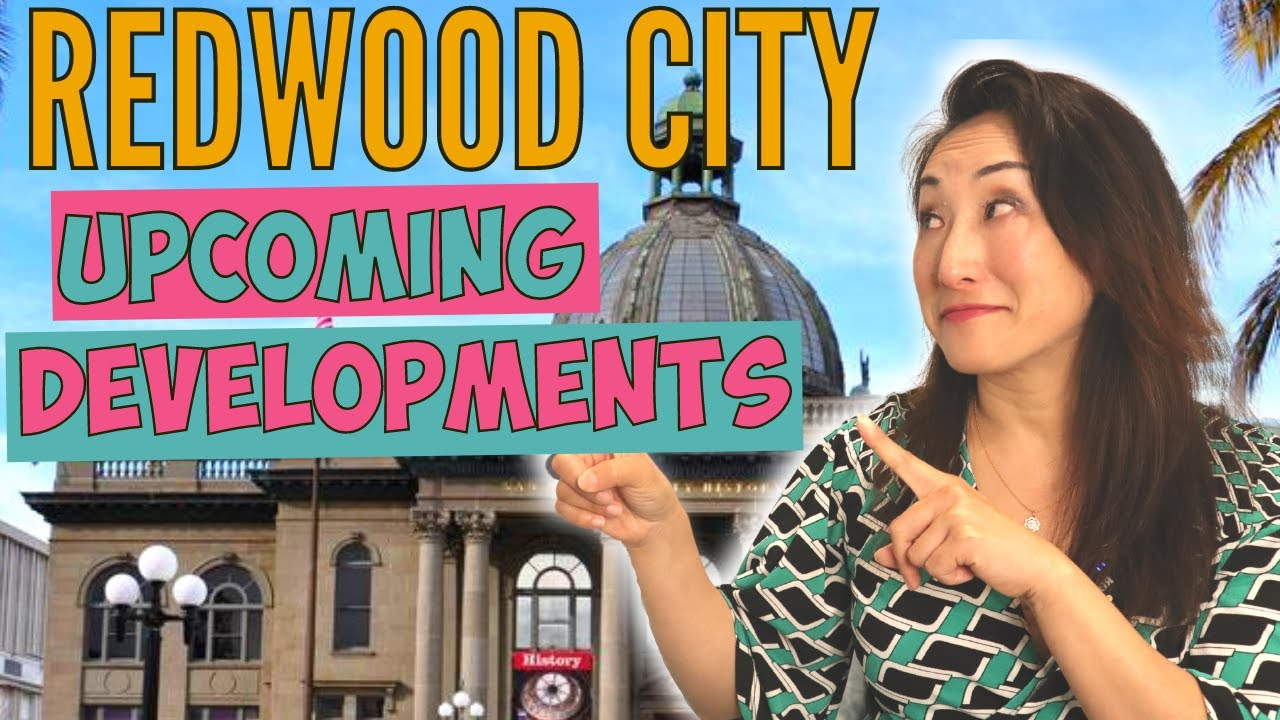 What's New in Redwood City, California?