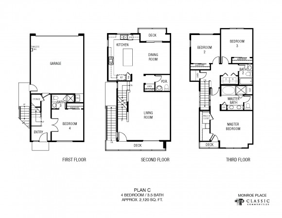 420 Gene Ct Floor Plan