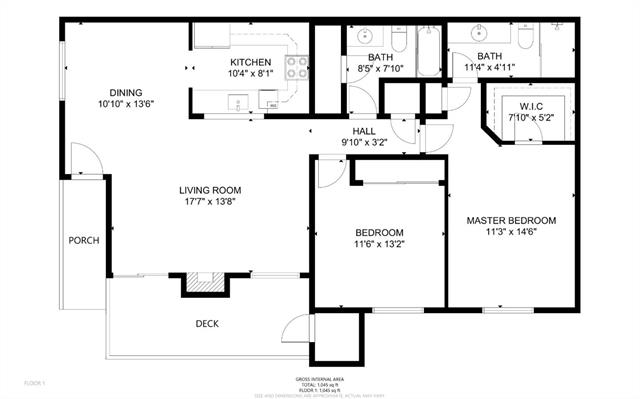 615 Roosevelt Ave Floor Plan