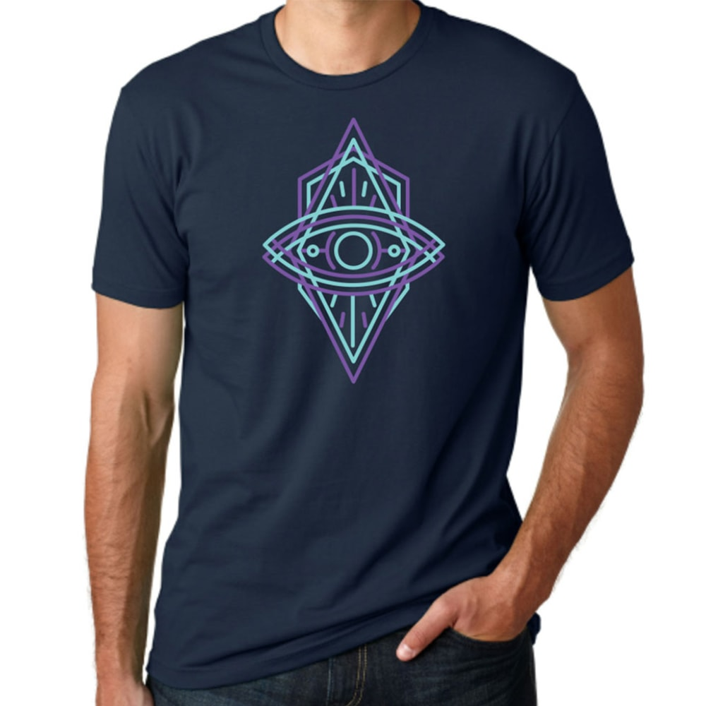 DabLogic Eye of Solventless Tee