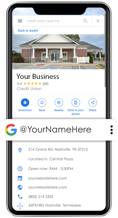 google your business