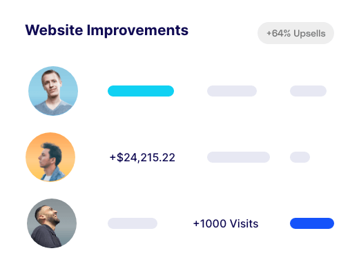 Web Design Improvements