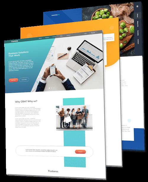 Web Design Company Websites
