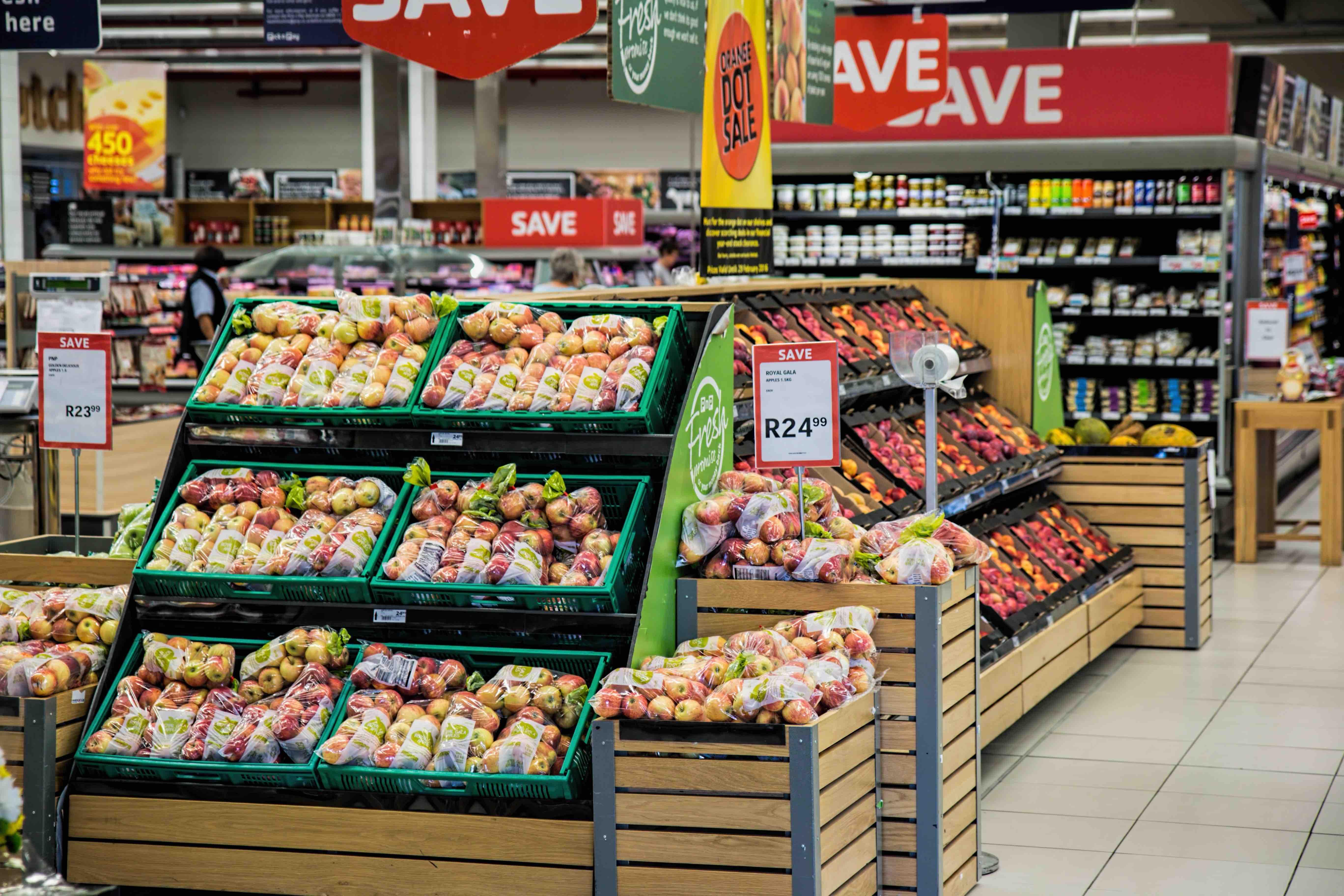 De sociale supermarkt komt eraan!