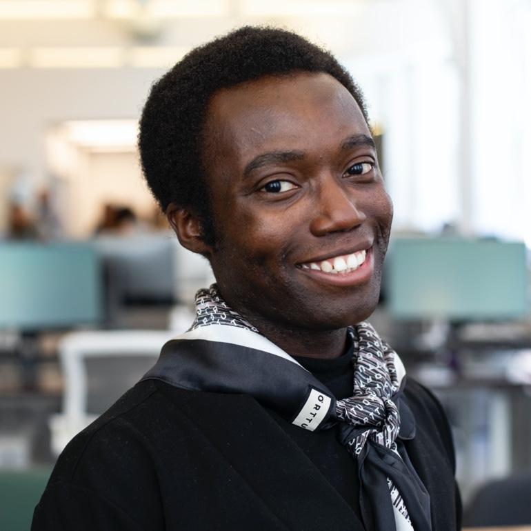 Eric Obeng