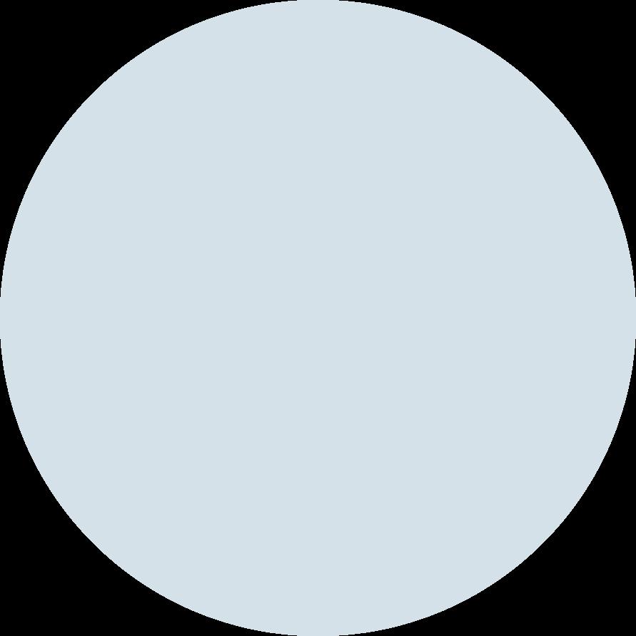 floating circle