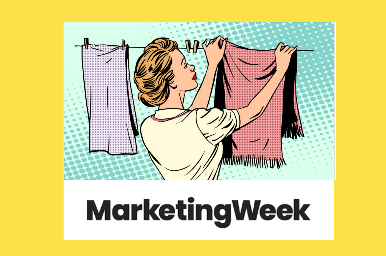 Interview with Marketing Week on Sneaky Sexism