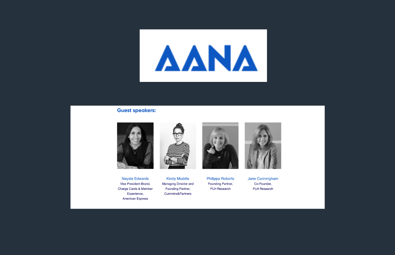 The AANA hosted our first event in Australia