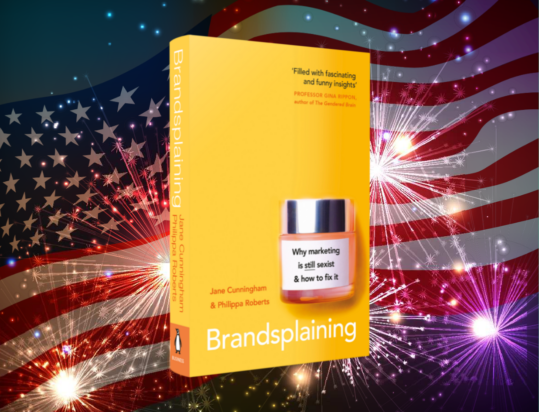 Brandsplaining launches in the USA this month