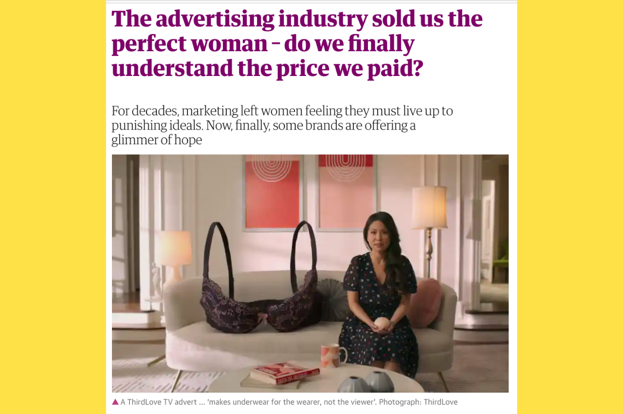 PLH Research in The Guardian