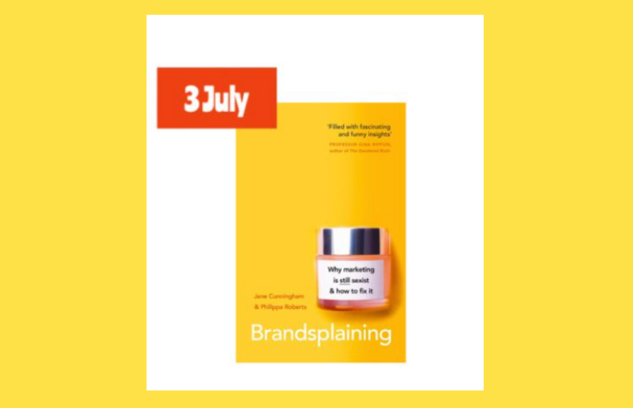 PLHResearch discuss Brandsplaining at The Behavioural Science Bookclub this Saturday 3rd at 4pm BST