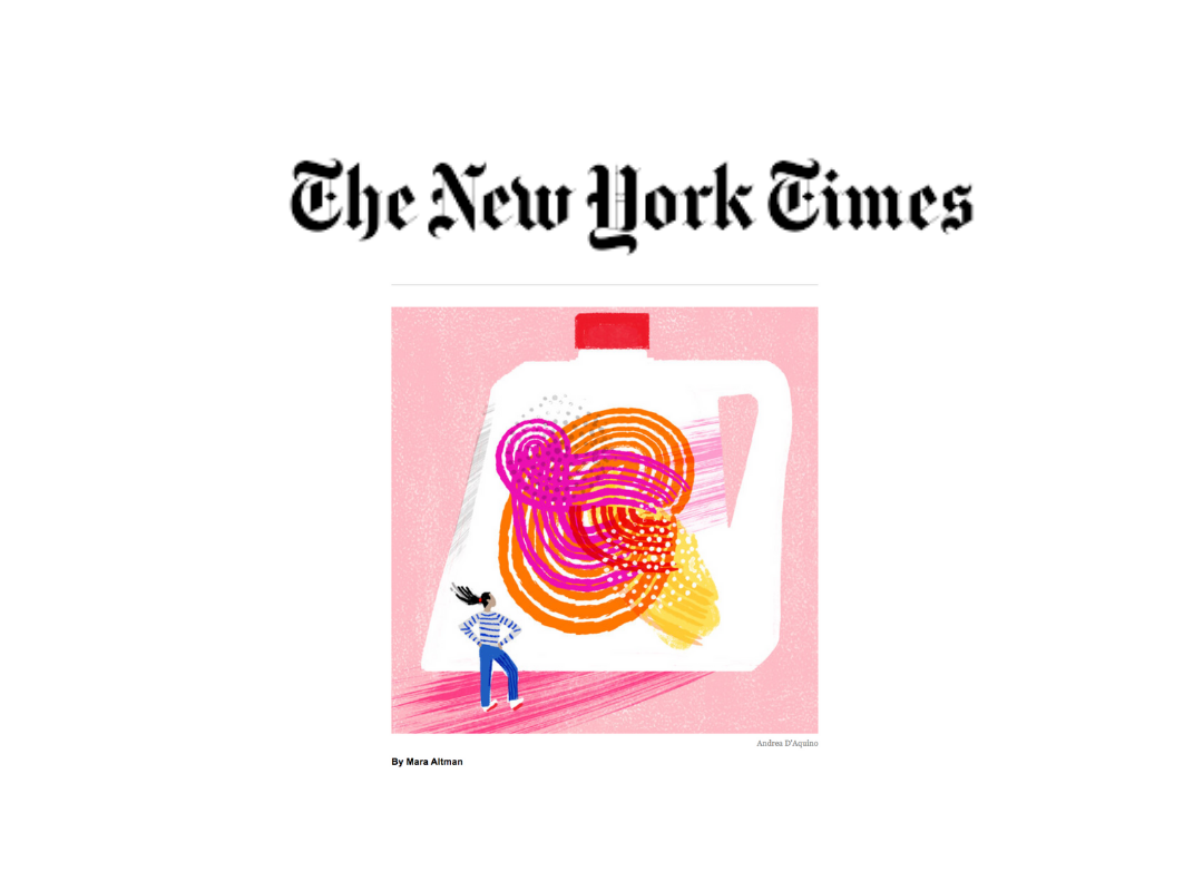 Mara Altman writes about Brandsplaining in the New York Times