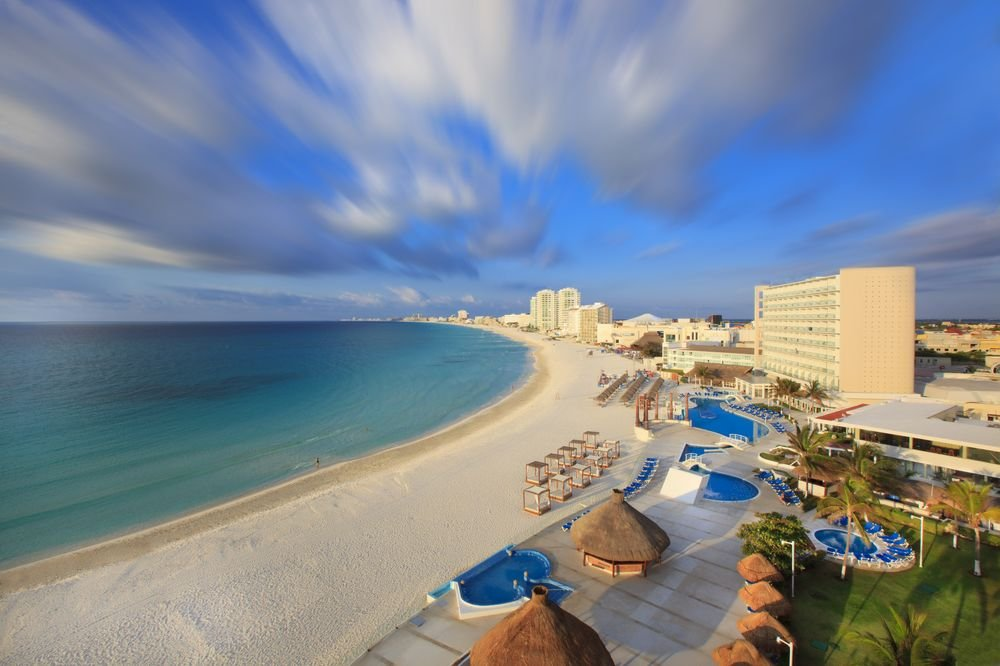 krystal cancun beach and hotel