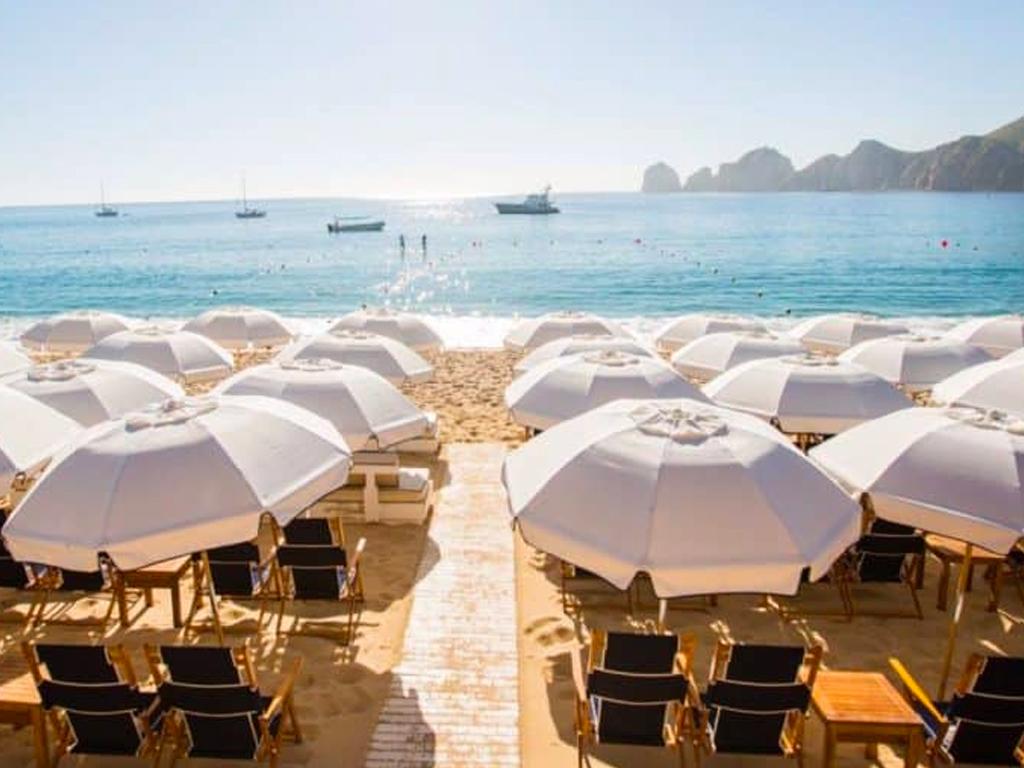 bahia hotel beach and sea view