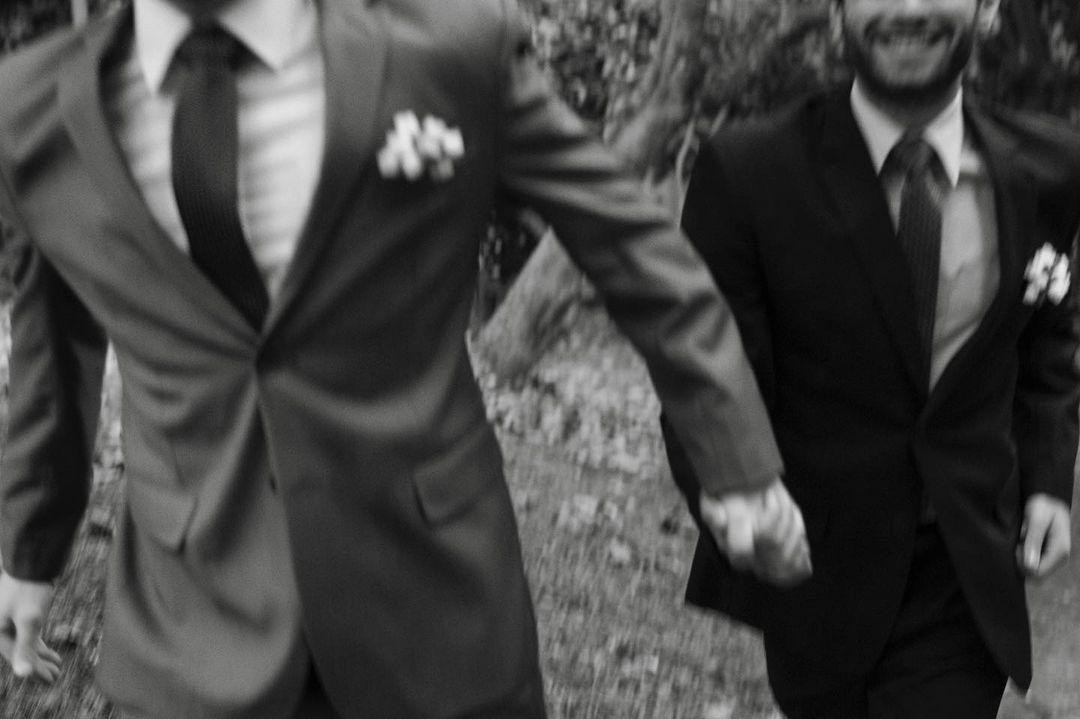 gentlemen dressed up for a formal
