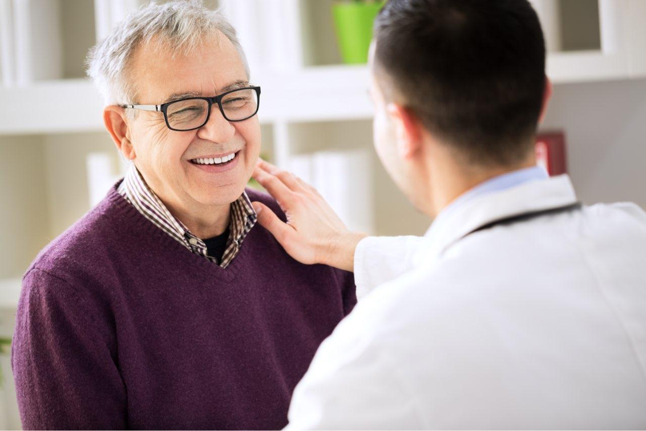 Beratungsgespräch bei arthroprax