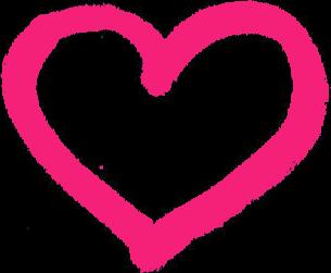 Herz Zeichnung