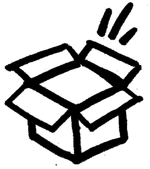 Box Zeichnung