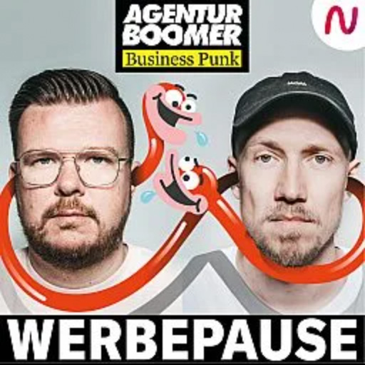 Agentur Boomer Business Punk Podcast Cover