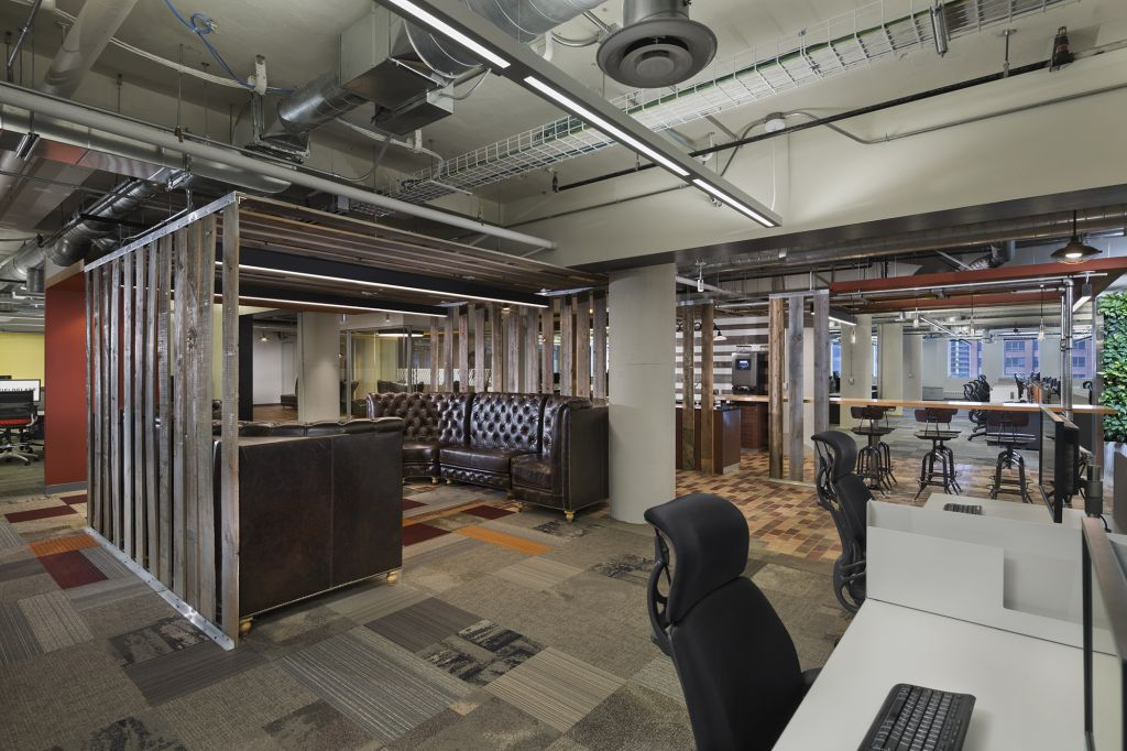 Collaborative space within the SAP Fieldglass office